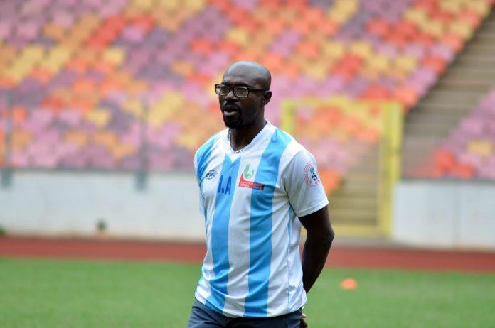 Imama Amapakabo, Enugu Rangers