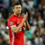Cristiano and Sergio Ramos tell Lewandowski to join Real Madrid