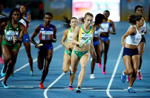 IAAF World Relays : Nigeria's 4x200m women fifth as Jamaica wins