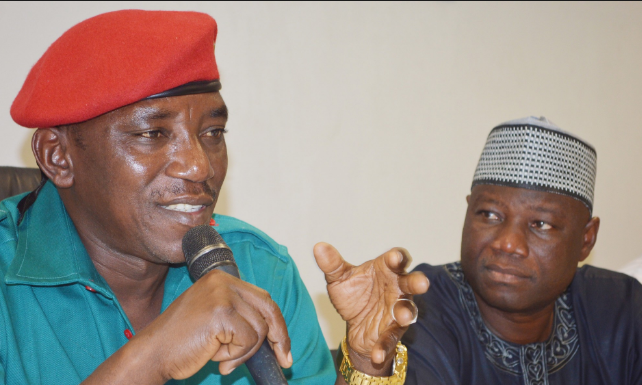 NOC, Federations, Dalung, Inauguration