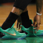 Celtics Star Lost Sister on Play-off Eve, Pays Tribute