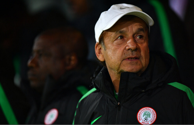 Super Eagles, Rohr will not compromise