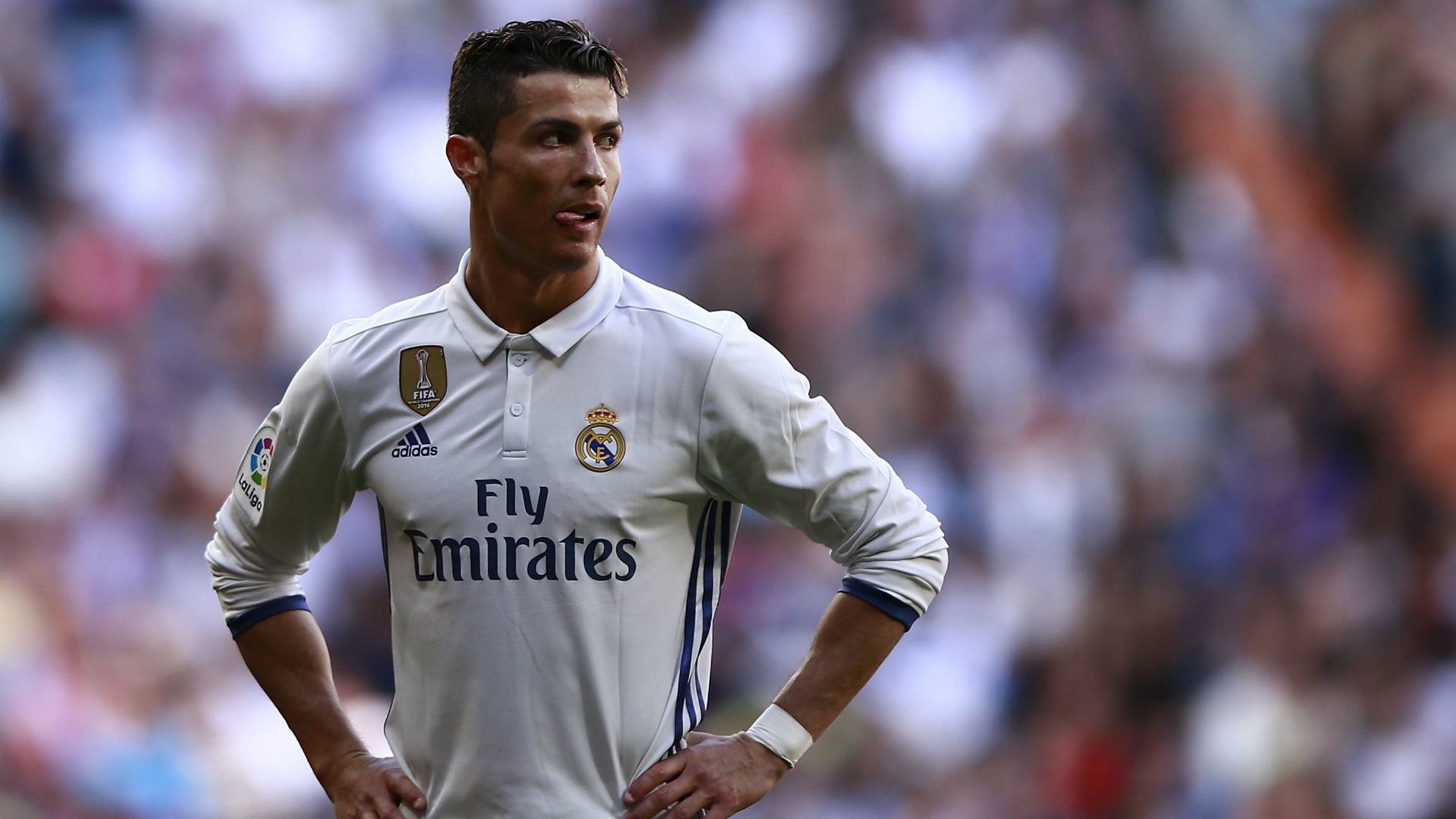 Cristiano Ronaldo left out of Real Madrid squad for Deportivo
