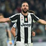 Gonzalo Higuain Ends Goal Drought in Serie A win agaisnt Chievo