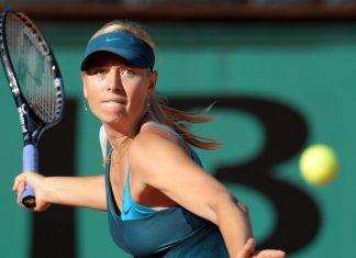Maria Sharapova/China open