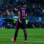 Neymar sent off as Barcelona Fails to Move Level On Point With Madrid