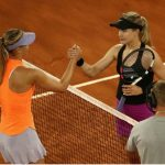I Won for the Girls… You are Beneath me! Bouchard and Sharapova battle Continues Off Court