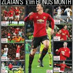 Ibrahimovich new Money Man, Humongous Goal Bonuses makes Swede Highest Earner in EPL