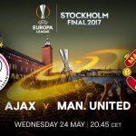 Europa League: Ajax, Manchester United Reach first ever finals
