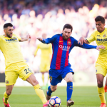 Messi passes 50-goal mark as Barcelona thrash Villarreal