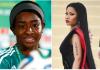 Courtney , Nicki , Minaj