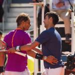 Rafael Nadal beats Novak Djokovic in straight sets to reach Madrid final