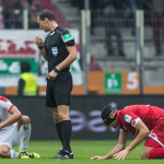 Leon Balogun Lasts just 17 minutes for Mainz 05, Injury could rule him out of Super Eagles Friendlies