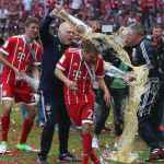 Lahm bids emotional farewell as Bayern Munich honour retiring captain