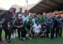 2019 AFCON , Super Eagles