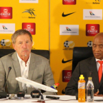 Baxter names Bafana squad to face Nigeria… will Arrive Uyo June 7