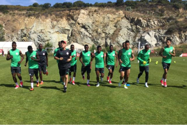 Alloy Agu Predicts win for Super Eagles against Corsica