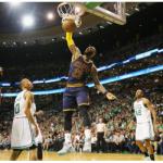 LeBron James breaks Michael Jordan's play-off scoring record
