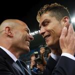 Ronaldo agreed he needed more rest, says Zidane