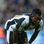 Newcastle signing Christian Atsu undergoes knee surgery