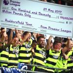 Huddersfield Town gain Premier League Promotion