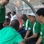 Gernot Rohr, New Goalkeeper trainer to Storm Eagles Camp in Kano