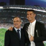 Real Madrid president Florentino: I do not contemplate Ronaldo leaving