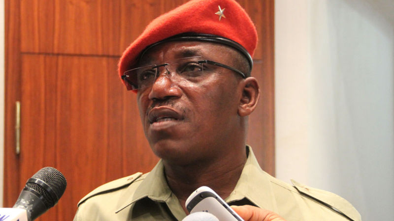 Dalung meets President Buhari over National Sports Festival