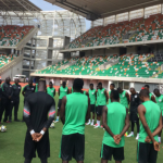 Nigeria vs South Africa: Ticket Price ₦1000 for Popular side, ₦2000 VIP Seats
