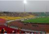 Baba yara Stadium, West African Football Union