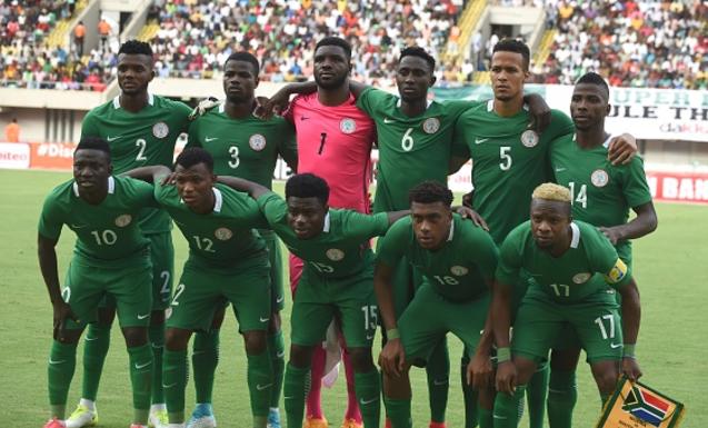 Super Eagles, Mabengue Leonard, 2018 FIFA World Cup