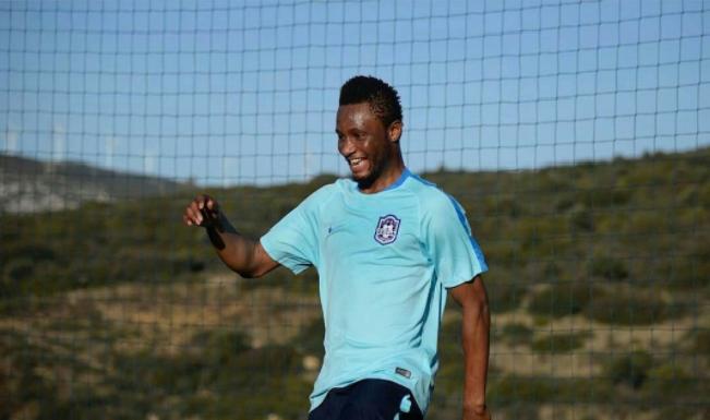 Mikel Obi, Tianjin Teda FC