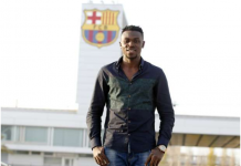 Ezekiel Bassey, FC Barcelona
