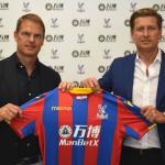 Crystal Palace Appoints Frank de Boer