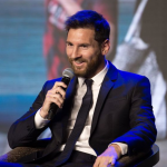 China proposes Lionel Messi-themed amusement park