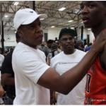 Nahziah Carter talks Basketball and his Uncle, Jay Z Shooting his Father