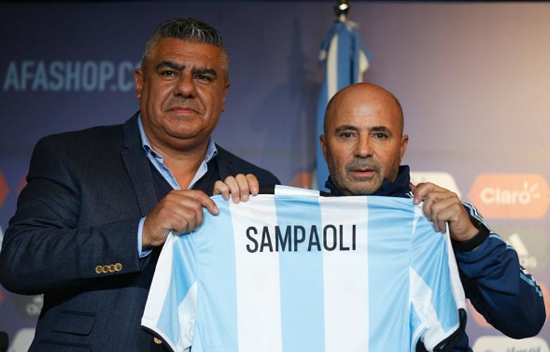 Argentina Manager Jorge Sampaoli vows to build team around Lionel Messi