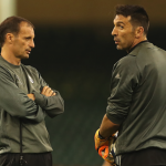 Spat at, kicked and pelted with eggs – now Max Allegri is on the verge of history with Juventus