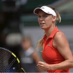 Caroline Wozniacki beats Svetlana Kuznetsova in the French Open fourth round