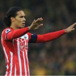 Virgil van Dijk keen on Liverpool Move