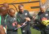 Dominic Chimhavi, Bafana Bafana