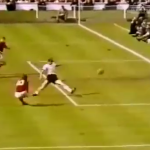 VIDEO: World Cup 1966 – Geoff Hurst's Controversial Goal in Color