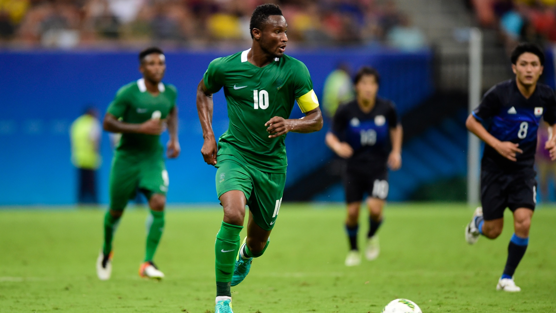 Report: Mikel, Akpeyi set to return as Rohr switches to a 3-man defence against Argentina