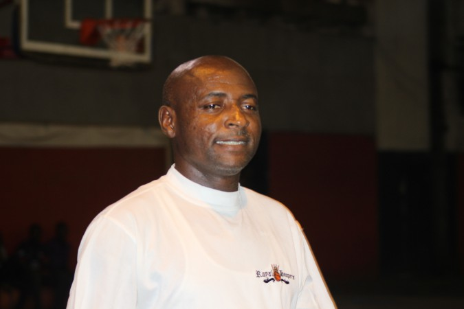 Ogoh sure of talents discoveries for D'Tigers at National Sports Festival