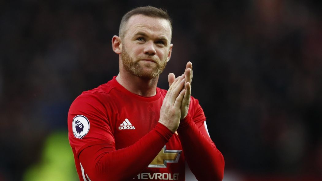 Rooney is facing loosing Captaincy if he stays at United