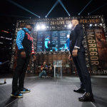 Conor McGregor vows to knock Floyd Mayweather out inside four rounds