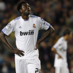 Adebayor says his late Brother wrote Real Madrid to turn him down