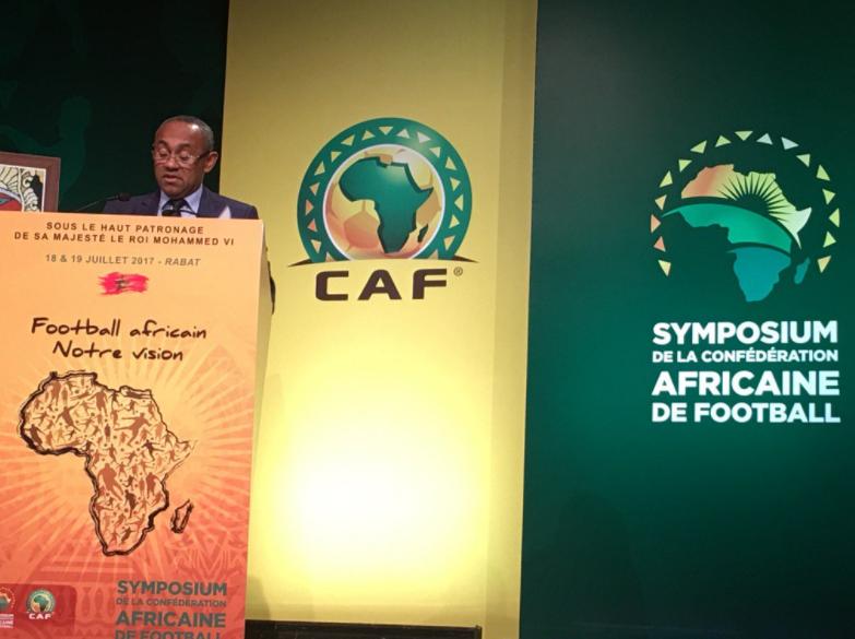CAF President Ahmad heads for Ghana, major decisions on African football expected