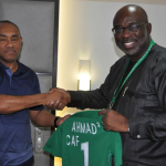 CAF supports Nigeria's World Cup cause with $500,000