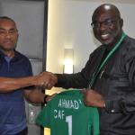 CAF has high regards for Nigeria – Ahmad